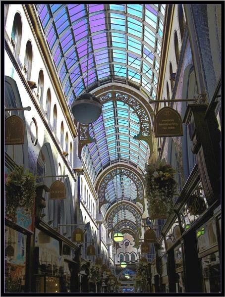 Thornton\'s Arcade by JudeC
