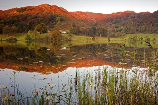 Autumn Evening by bazhutton