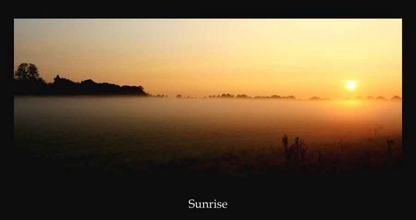 Sunrise by markspice