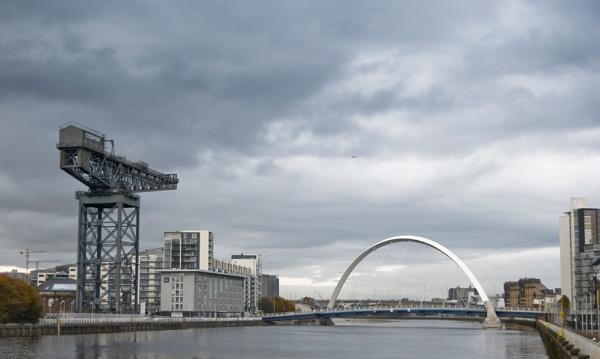 A shot from Bells Bridge by Richardtyrrelllandscapes