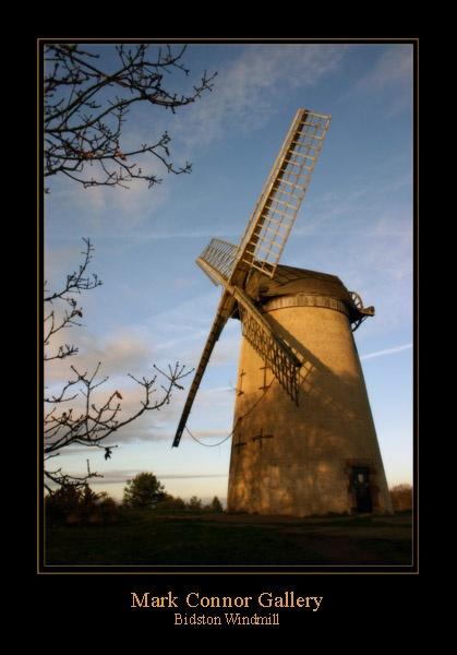 Bidston Windmill by Conker