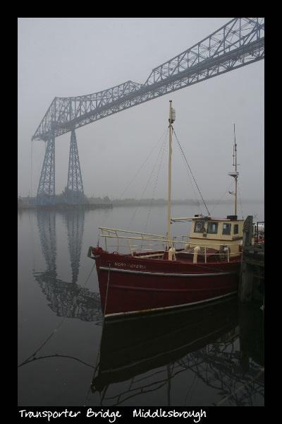 Fog On The Tees by FoolsAndKings