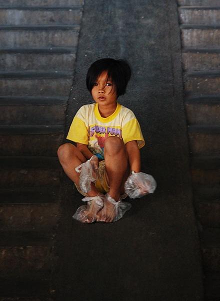 Thai Girl by dandeakin