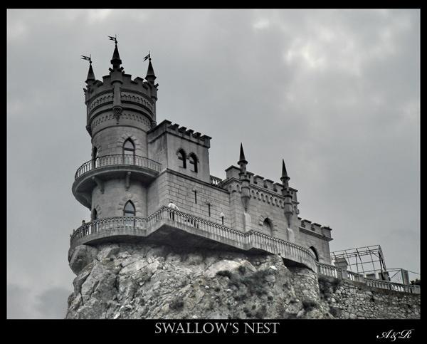Swallow\'s Nest by olesyak