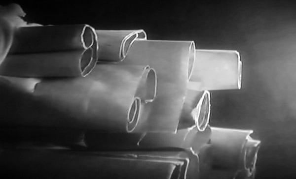 Scrolls by E_DIE