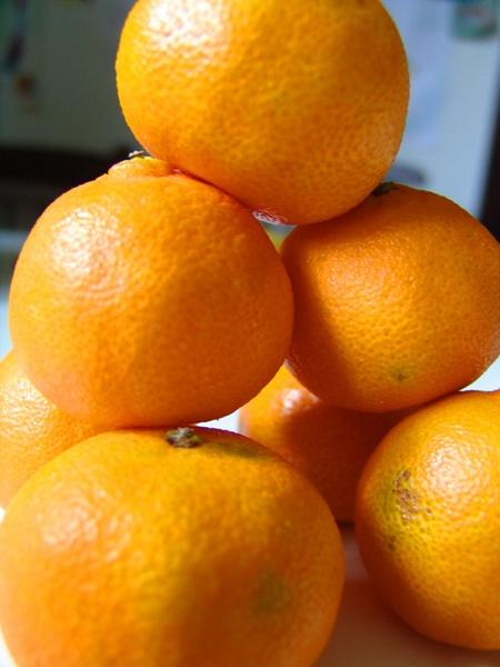 orange pyramid by jessbu