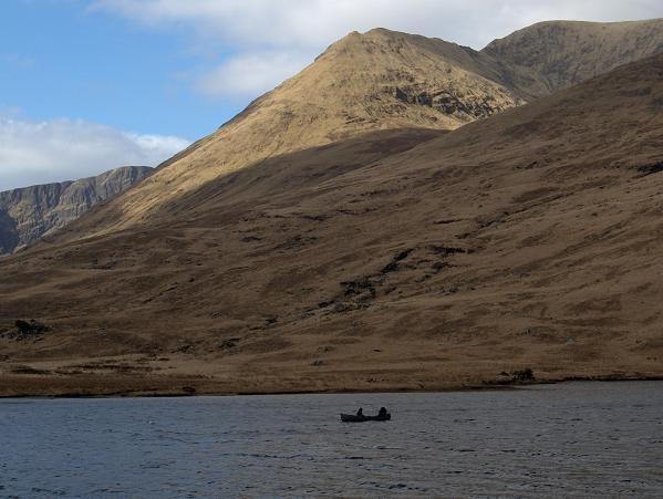 Two Men in a Boat by Darragh