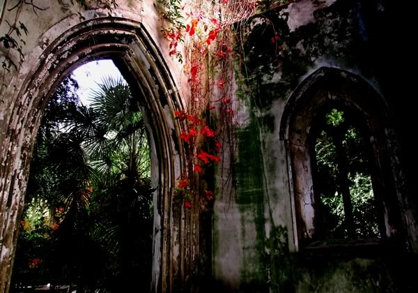 Derelict Beauty by ChesterT