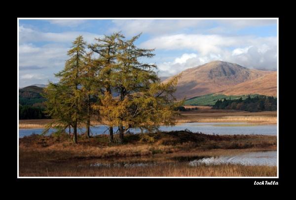 Loch Tulla by tonyheps