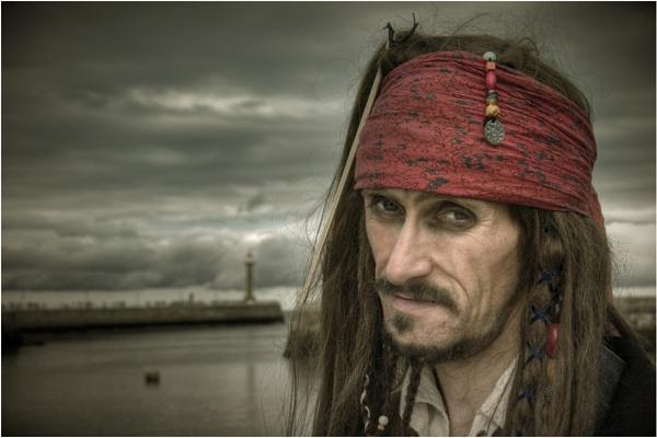 Capt. Jack by stevenb