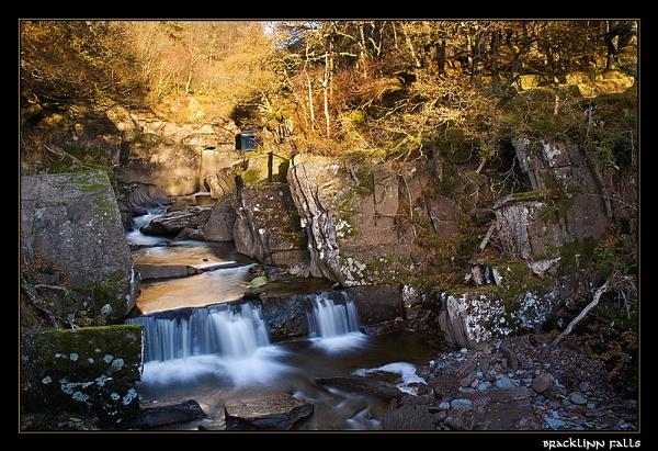 Bracklinn Falls by robs