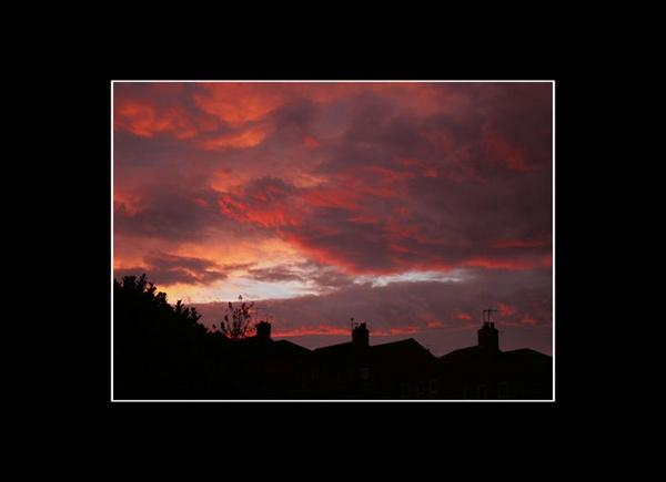 Red Sky @ Night by block119er