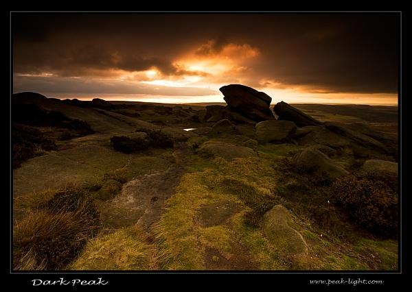 Dark Peak by martinl