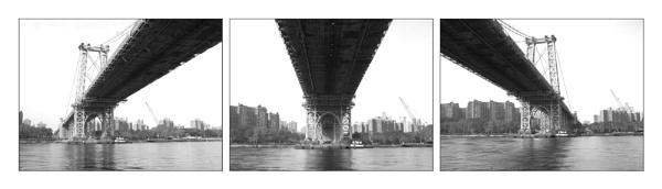 Williamsburg Bridge New York by mark.kavanagh