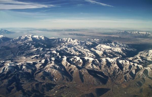 Rugged Rockies by conrad