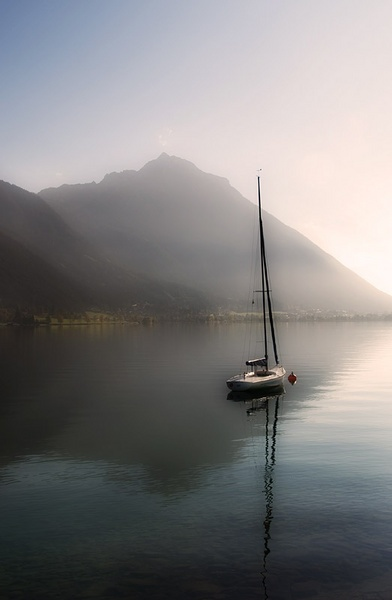 Tranquility by clairabella