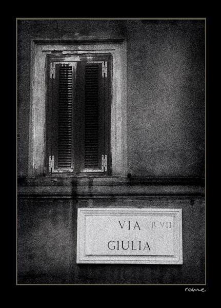Via Giulia by ddunn
