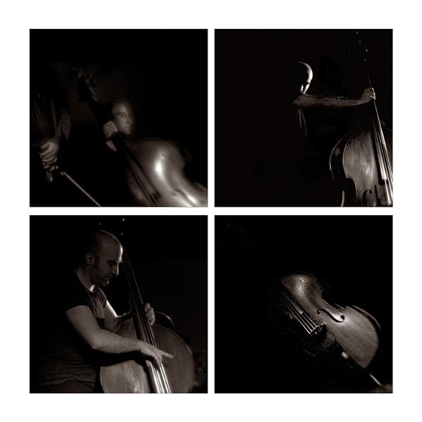 Sascha Lackner (bassist) by bliba