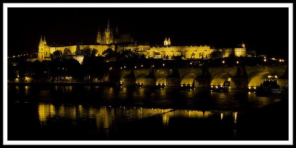 Prague Castle by DiegoDesigns