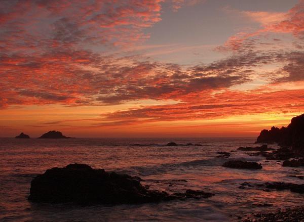 Sunset by dersk