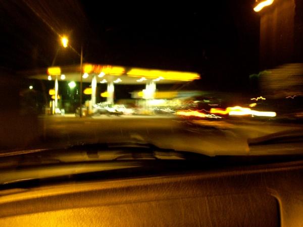 Station Lights by RachelMB