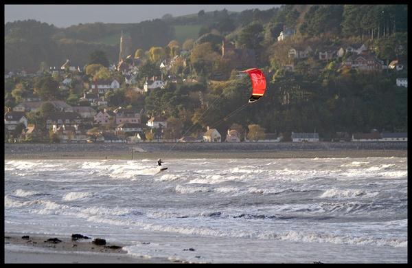 Kitesurf by deskmonkey