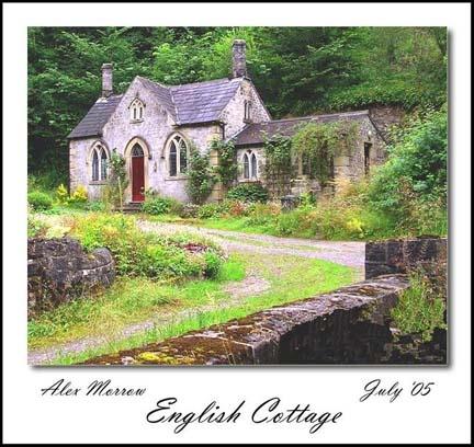 English Cottage by Alex_M