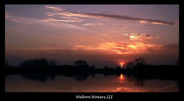 Welton Waters III by adyparker