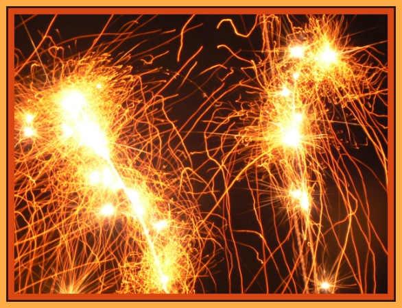 Fireworks by Lezo