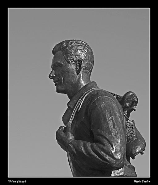 Brian Clough by oldgreyheron