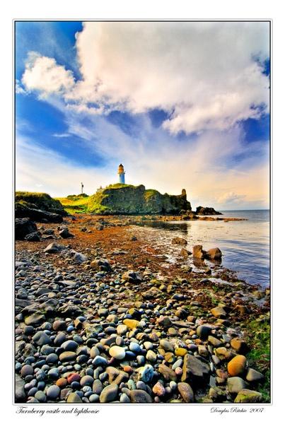 Turnberry Lighthouse by douglasR