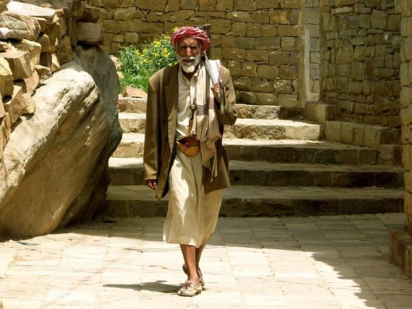 Yemeni Cowboy by MorneR