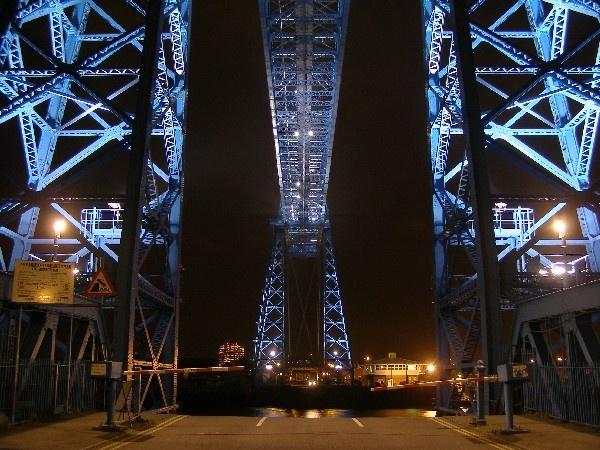 The Transporter Bridge by big_aid