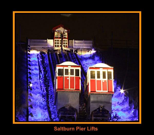 Saltburn pier by jjimmyjimbones