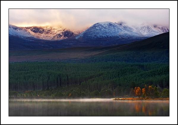 Loch Morlich by csurry