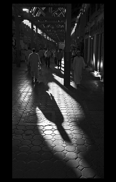 late afternoon in the souk by clevercloggs