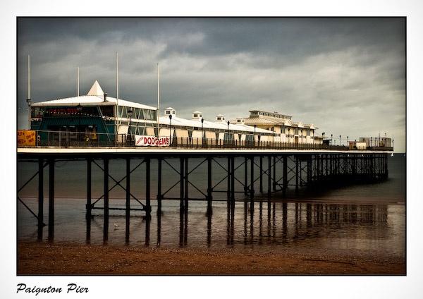 Paignton Pier by Terryd1