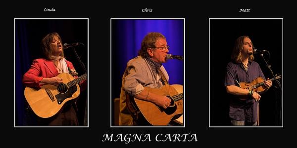 Magna Carta Triptych by conrad