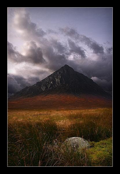 Black mountain by webjam