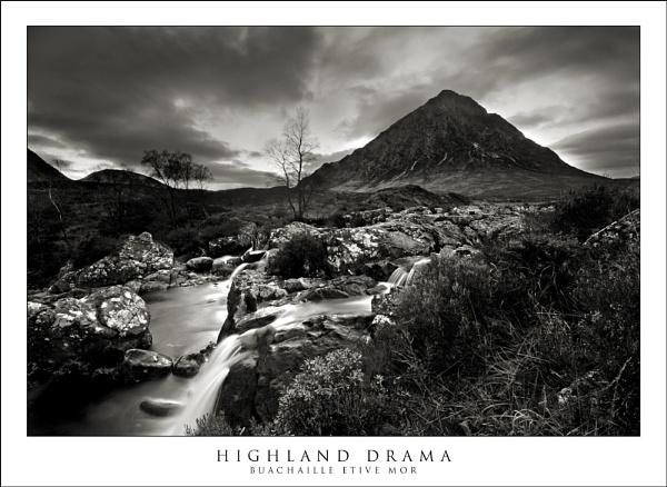 Highland drama by javam