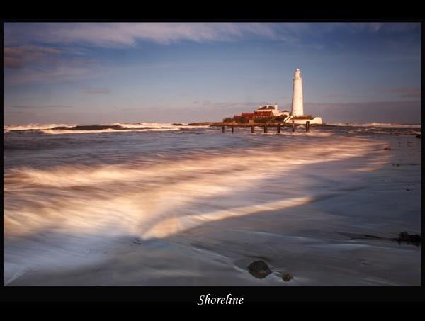 Shoreline by toonboy