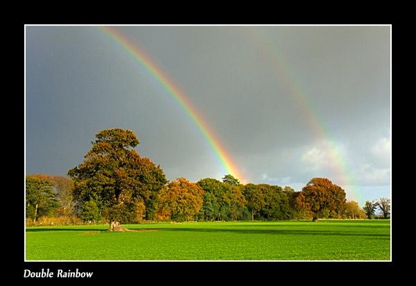 Double Rainbow by rickbowden