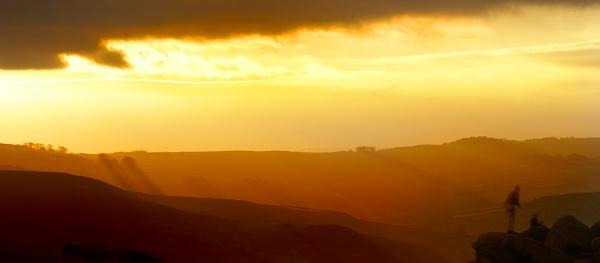 supprise sunset by iajacks