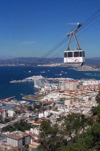Gibraltar by goll116