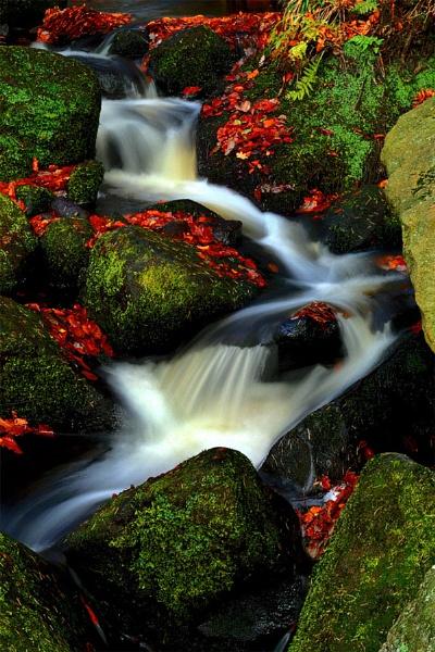 fleuve d'enroulement