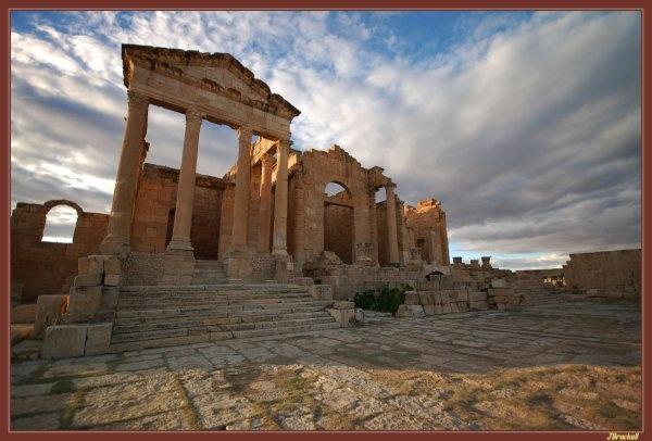 Temple Of Jupiter III by justbrock