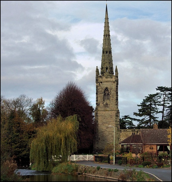 Witherley Church by Josh94