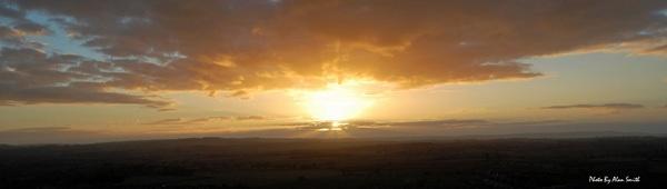 sunset 2 by AlanSmith