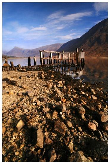 Loch Etive Pier by AidanT
