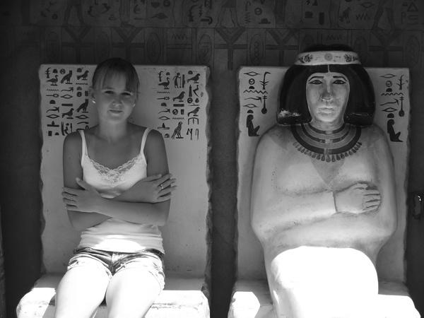 Like an Egyptian by RickP
